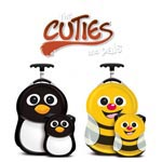 Cuties and Pals - rugzakjes en trolley's