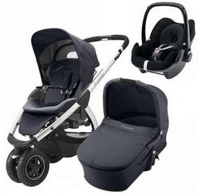 Maxi-Cosi Mura 3 Package Deal