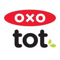 Oxo Tot van flessenborstel tot pop up container
