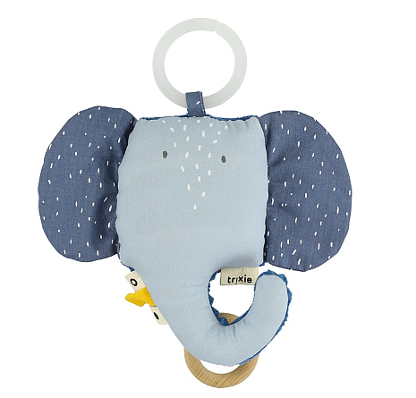 trixie music toy elephant