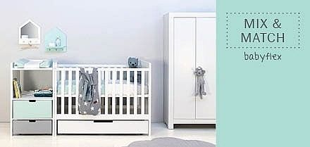 Bopita Mix and Match babykamer