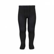 collants rib negro