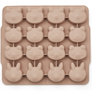 Liewood Sonny ice cube tray 2-pack rose mix