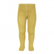 collants basic mustard