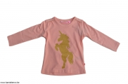 t-shirt lange mouw Cloud pink