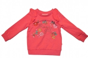 sweater Spring Dark Coral melange